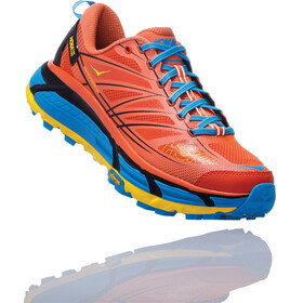 Hoka One One Mafate Speed 2 Running Shoes Men Nasturtium/Spicy Orange